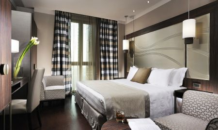 Deluxe King Room - Uptown Palace - Milan