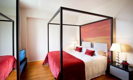 Quarto Deluxe - Starhotels Anderson - Milão