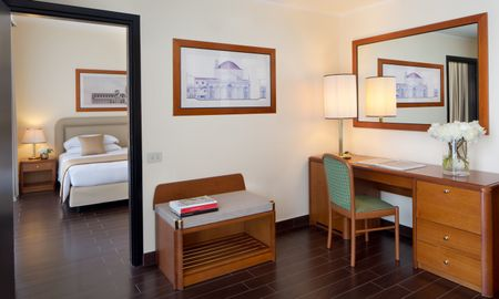 Suite - Starhotels Business Palace - Milan