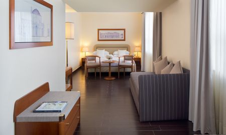 Habitación Superior Triple - Starhotels Business Palace - Milan