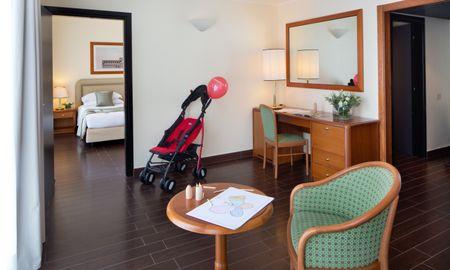 Habitación Familiar - Starhotels Business Palace - Milan