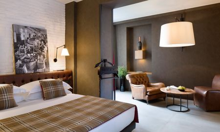 Suite Junior - Starhotels Business Palace - Milano