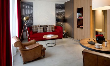 Suite Executive - Starhotels Business Palace - Milano