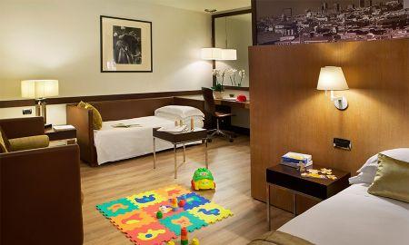 Camera Familiare - Starhotels Ritz - Milano