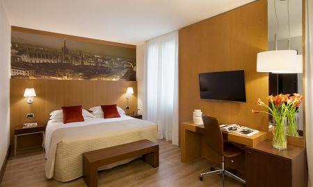 Junior Suite - Starhotels Ritz - Milano