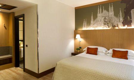 Camera Deluxe - Starhotels Ritz - Milano
