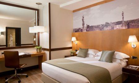 Camera Superior - Starhotels Ritz - Milano