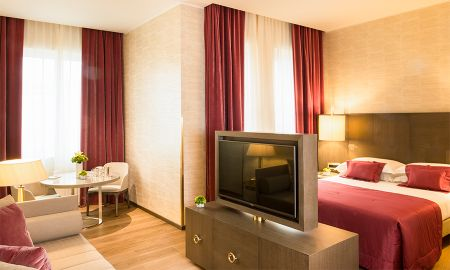Grand Deluxe - Starhotels Rosa Grand - Milan