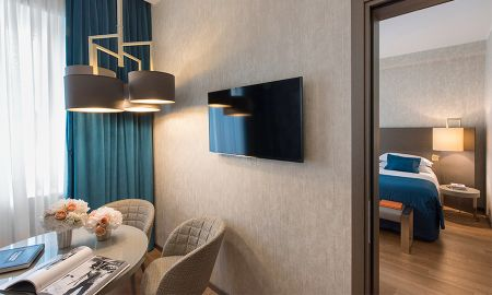 Suite Junior - Starhotels Rosa Grand - Milan