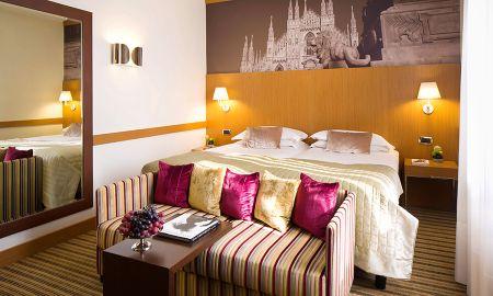 Chambre Classique - Starhotels Tourist - Milan