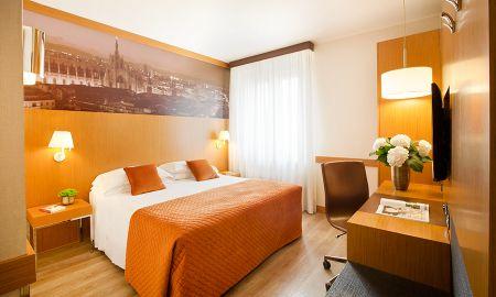 Chambre Triple - Starhotels Tourist - Milan