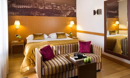 Chambre Deluxe Double - Starhotels Tourist - Milan
