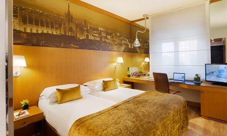 Chambre Supérieure - Starhotels Tourist - Milan