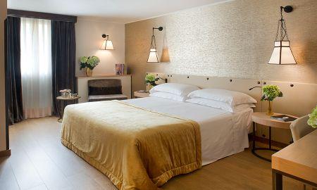 Superior Room - Single Use - Starhotels Metropole - Rome