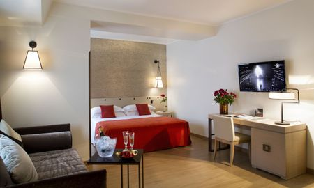 Suite Junior - Starhotels Metropole - Roma