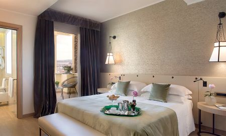Habitación Executiva - Starhotels Metropole - Roma