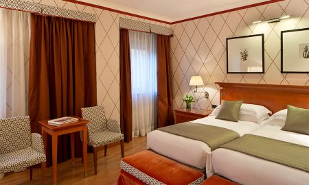 Deluxe Double Room - Starhotels Metropole - Rome