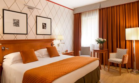 Superior Double Room - Starhotels Metropole - Rome