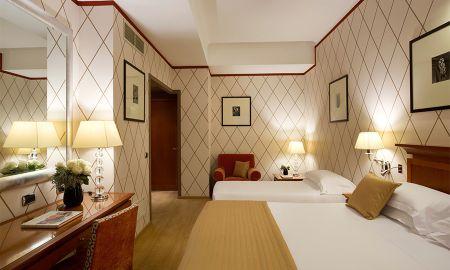 Triple Room - Starhotels Metropole - Rome
