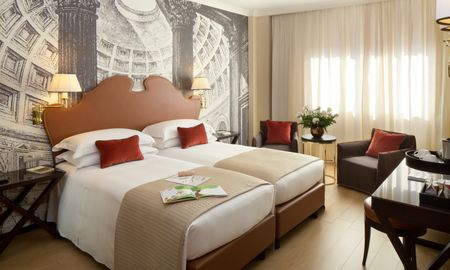 Family Room - Starhotels Michelangelo Rome - Rome