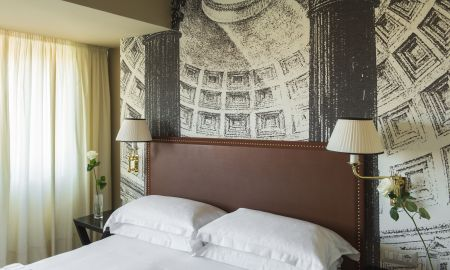 Classic Double Room Single Use - Starhotels Michelangelo Rome - Rome