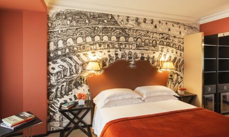 Triple Room - Starhotels Michelangelo Rome - Rome