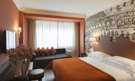 Deluxe Room - Single Use - Starhotels Michelangelo Rome - Rome