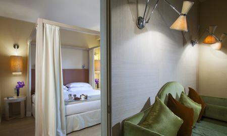 Suite - Starhotels Michelangelo Firenze - Tuscany