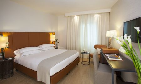 Chambre Supérieure Individuelle - Starhotels Michelangelo Firenze - Toscane