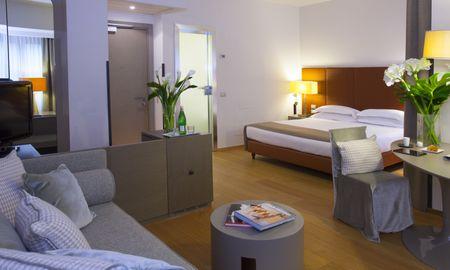 Suite Junior - Starhotels Michelangelo Firenze - Toscane