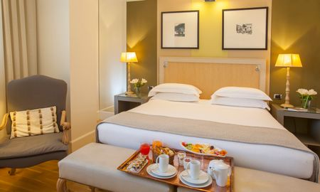 Deluxe Double Room - Starhotels Tuscany - Tuscany