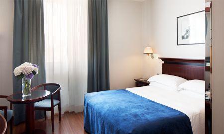 Habitación Superior Doble - Uso Single - Starhotels Excelsior - Bolonia