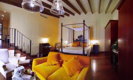 Suite - Hotel Palacio Ca Sa Galesa - Isole Baleari