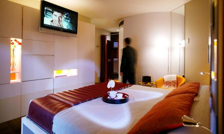 Chambre Standard Double ou Twin - Hotel Cram - Barcelone