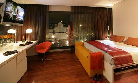 Номер Privilege - Hotel Cram - Barcelona