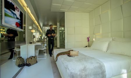 Chambre Deluxe - The Mirror Barcelona Hotel - Barcelone