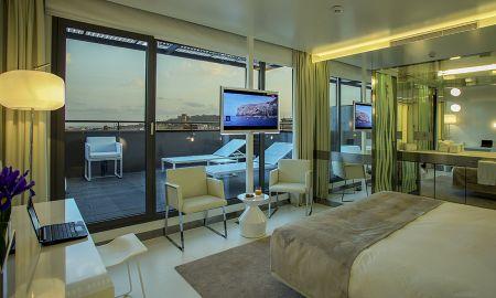 Chambre Privilege - The Mirror Barcelona Hotel - Barcelone
