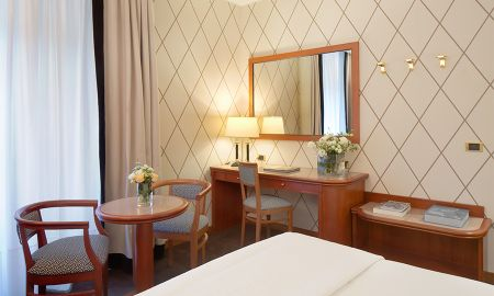 Single Room - Starhotels Majestic - Turin