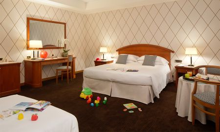 Family Room - Starhotels Majestic - Turin