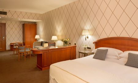 Junior Suite - Starhotels Majestic - Turin