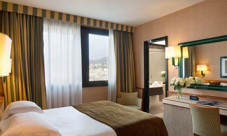 Chambre Familiale - Deux Chambres Communicantes - Starhotels President - Gênes