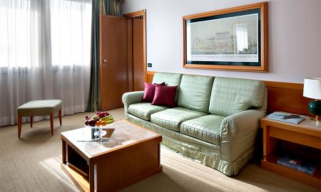 Suite - Starhotels President - Génova