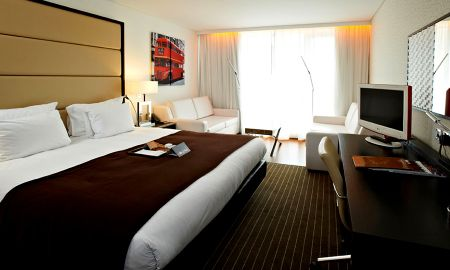 Quarto Deluxe King - Pestana Chelsea Bridge Hotel & Spa - Londres