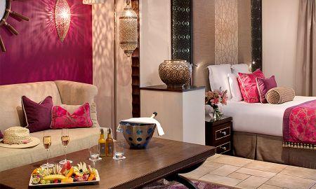 Suite Junior Vue Jardin - Tiara Miramar Beach Hotel & Spa - Théoule-sur-mer