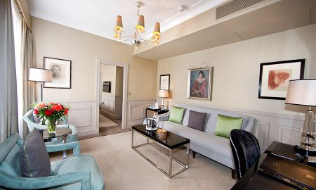 Junior Suite - St. James Hotel & Club Mayfair - Londres