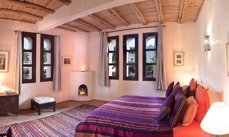Chambre de Luxe (Wifi gratuit, Petit déjeuner, Parking Gratuit) - Le Jardin Des Douars - Essaouira