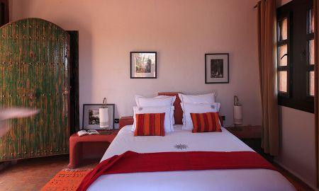 Camera Romantica (Wifi gratuito, Prima colazione offerta, Parking gratuito) - Le Jardin Des Douars - Essaouira