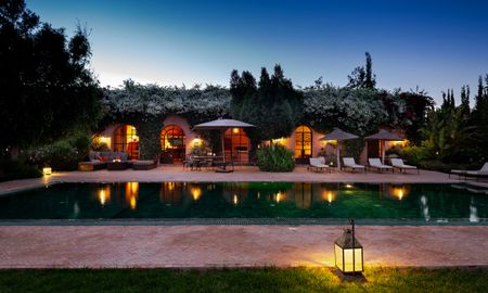 Villa Patio - Le Jardin Des Douars - Essaouira