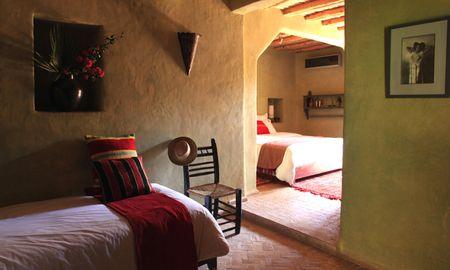 Chambre Familiale - Le Jardin Des Douars - Essaouira