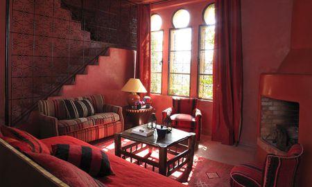 Suite Mogador - Le Jardin Des Douars - Essaouira